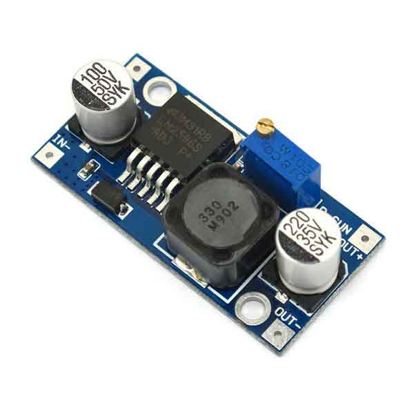 MOD LM2596 DC DC MODULE - Home electronics